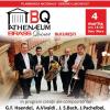 """Concert Athenaeum Brass Quintet, în cadrul Festivalului Internaţional de Muzică """"Mărţişor – 2017"""""""