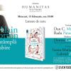 """Radu Paraschivescu, Dan C. Mihăilescu şi Denisa Comănescu despre """"Ce se întâmplă în iubire"""", un nou roman de Alain de Botton"""