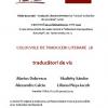 """Colocviile de Traduceri Literare 28- """"Traducători de vis"""""""