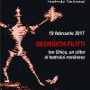 """Conferinţa """"Ion Ghica, un ctitor al teatrului românesc"""", la Teatrul Național din București"""
