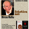 Conferință susținută de Mircea Muthu și lansare de carte, la USR Cluj
