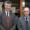 Întâlnire între conducerea British Council  și președintele Institutului Cultural Român, Radu Boroianu