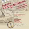 """Stagiunea """"Cartografii sonore"""" debutează la Muzeul Național al Hărților și Cărții Vechi"""