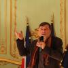Poezia lui Matei Vișniec a făcut sală plină la Paris