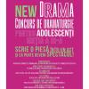 """""""NEW DRAMA"""" – Concurs de dramaturgie pentru adolescenți"""