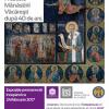 """Vernisajul expoziției """"În apropierea sfinților – frescele Mănăstirii Văcărești după 40 de ani"""""""