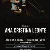 Ana – Cristina Leonte și Big Band-ul Radio, în concert la Sala Radio