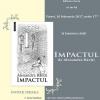 "Debut literar la 13 ani: ""Impactul"", un roman de Alexandra Băeții, la Editura Zorio"
