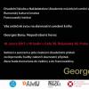 """Lansarea traducerii în limba cehă a cărţii """"Les Voyages du comédien"""", de George Banu"""