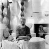 """""""Influența lui Brâncuși în arta şi arhitectura secolelor XX-XXI"""", prelegere susținută de sculptorul Ingo Glass, la ICR Budapesta"""