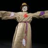 """Expoziţia """"Constantin Brâncuşi – Pasărea măiastră"""" şi spectacolul de pantomimă """"Pasărea în văzduh. Omagiu lui Constantin Brâncuşi"""", la Sângerei"""