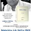 """Dinu Flămând şi António Lobo Antunes stau alături într-o carte de poezie, la """"Guerra e Paz Editores"""""""