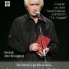 Două spectacole-recital ale actorului Emil Boroghină, la Chişinău