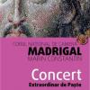 Concertul Extraordinar de Paști al Corului Madrigal, pe scena Ateneului Român
