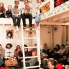 Iubitorii de artă şi cultură sunt invitaţi la lansarea Comunităţii Laboratorul de Artă
