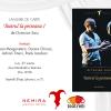 """Lansarea volumului """"Teatrul la persoana I """"de Octavian Saiu, la Teatrelli"""