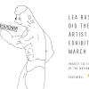 """Lansarea cărții de artist Lea Rasovszky- """"Dig The Inbetween"""""""