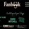 """Scriitorul britanic David Mitchell, dialog via Skype cu membrii clubului de lectură pentru adolescenți """"Fanbook"""""""