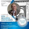 Ion Bogdan Ștefănescu, într-un recital inedit la Round Table București