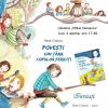 """Scriitorul Petre Crăciun lansează volumul """" Povești din Țara Copiilor Fericiți"""""""
