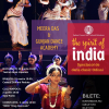"""The spirit of India""- turneu de dans clasic Odissi"