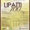 Concert extraordinar, cu ocazia Centenarului Lipatti, la Ateneu