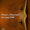 """Despre """"Mineriada"""" din iunie 1990, la Cafeneaua critică"""