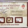 """Un secol de istorie aniversat prin timbrul românesc """"Iași, oraș al Marii Uniri"""""""