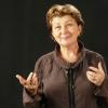 Lavinia Betea conferențiază la Teatrul Național din București