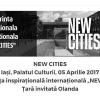 Olanda, țară invitată la Conferința Internațională New Cities  de la Iași