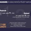Ziua Poeziei Maghiare, la Bucureşti