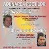 """Emilian Mirea și Silviu Gongonea, la """"Adunarea Poeților și a SpectActorilor craioveni"""""""