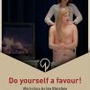 """""""Do yourself a favour! / Fă-ți o favoare! """"– atelier pentru realizarea de performance-uri solo, condus de Ivo Dimcev, în cadrul festivalului TESZT"""
