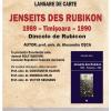 """Lansarea cărții """"JENSEITS DES RUBIKON / DINCOLO DE RUBICON  1989 –Timișoara – 1990"""""""