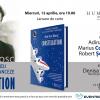 """Lansare de carte:""""Constellation"""" de Adrien Bosc, roman dinstins cu Marele premiu pentru roman al Academiei Franceze"""