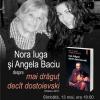 """Nora Iuga şi Angela Baciu despre """"mai drăguţ decît dostoievski"""", la Târgul de Carte LIBREX"""