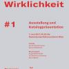 """Expoziţia """"Formele realităţii # 1"""",  la Galeria ICR Viena"""