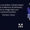 """""""Anul gândirii magice"""" de Joan Didion, la Editura Pandora M"""