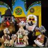 """""""Capra cu trei iezi"""" se joacă la Londra pentru copiii români şi britanici"""
