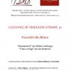 """""""Colocviile de Traduceri Literare"""" 31 – Povestiri din Albion – William Golding și Lisa Strømme"""