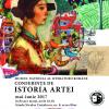 Conferințe de istoria artei și a culturii, la Muzeul Național al Literaturii Române