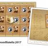 Marca poștală este alături de Muzeul Național al Literaturii Române  la 6 decenii de la înființare
