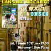 """Lansare de carte: """"Cu bicicleta prin Corsica"""", de Alin Bonța"""