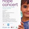 Loredana, Andra, Adrian Despot, Marius Manole, Roxana Constantinescu și Corul Madrigal, la Hope Concert 2017