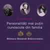 """Conferinţa """"Personalităţi mai puţin cunoscute din familia Bibescu – Basarab Brâncoveanu"""", susţinută de istoric de artă dr. Oana Marinache"""