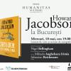 """Howard Jacobson, autor al romanului """"Shylock este numele meu"""",  la Bucureşti"""