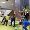Suedia, țara invitată de onoare, a adus la Bookfest 200 de copii instituționalizați