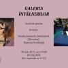 Alenka Jensterle-Doležalová (Slovenia) și Eugenia Țarălungă, la Galeria Întâlnirilor