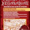 """Lansarea volumului cartografic """"Descriptio Bessarabiae"""", la Chișinău"""