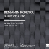 """Shade of a line – Beniamin Popescu"", la Victoria Art Center"